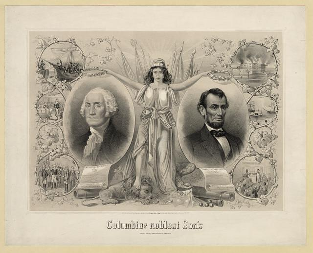 Columbia's noblest sons
