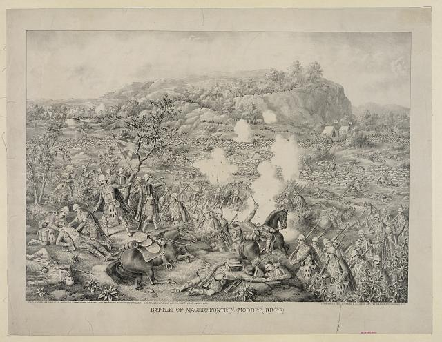 Battle of Magersfontein (Modder River)