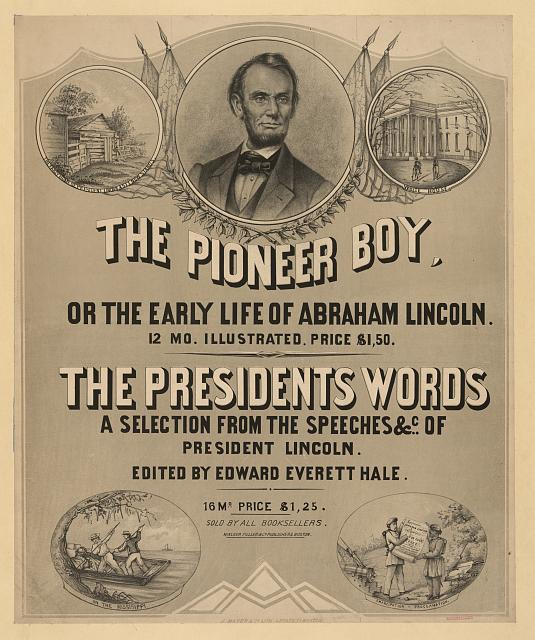 The pioneer boy, or the early life of Abraham Lincoln