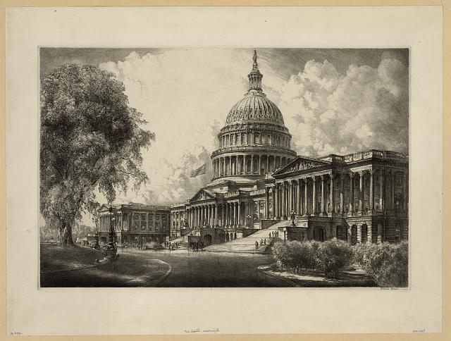 The Capitol, Washington