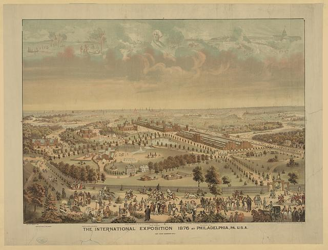 The International Exposition 1876 at Philadelphia, Pa. U.S.A.