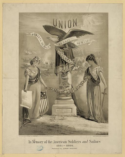 In memory of the American soldiers and sailors, 1861-1866