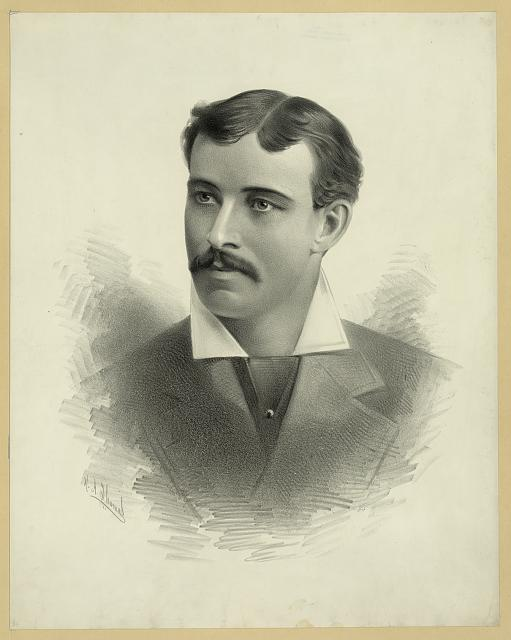 [Portrait of an unidentified male]