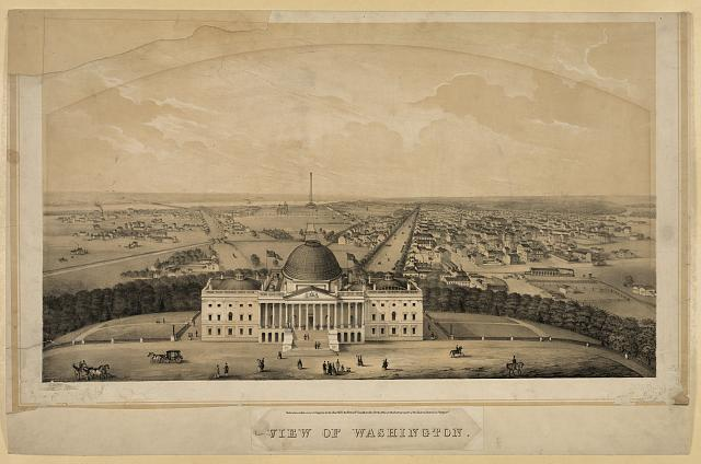 View of Washington