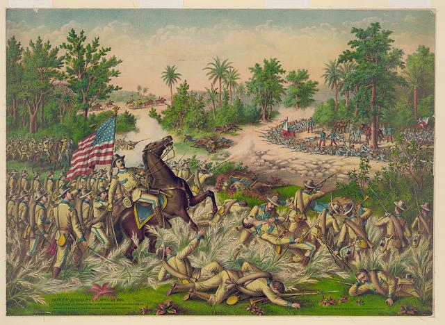 Battle of Quingua, Phil. I., April 23, 1899