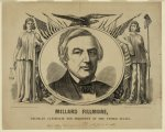 Millard Fillmore campaign proof