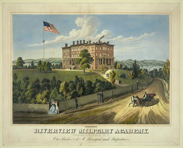 Riverview Military Academy, Poughkeepsie, N.Y.