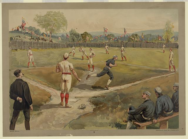 Base ball