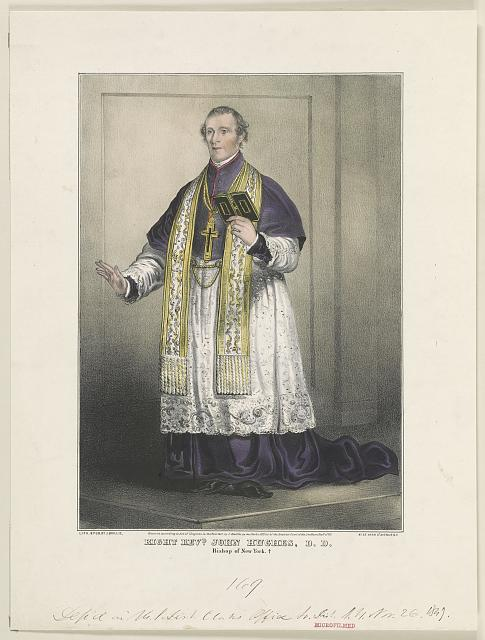 Right Revd. John Hughes, D.D.