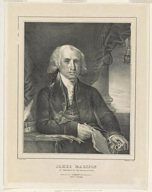 james madison private story essay