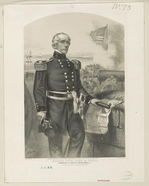 Major Genl. John E. Wool