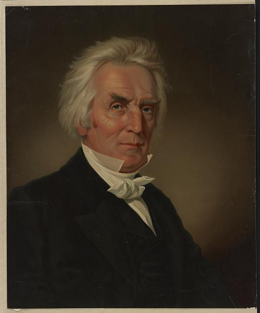 [Alexander Campbell, head-and-shoulders portrait, facing slightly right]