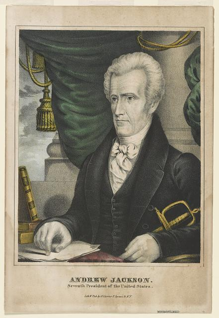 Andrew Jackson: Seventh President of the United States
