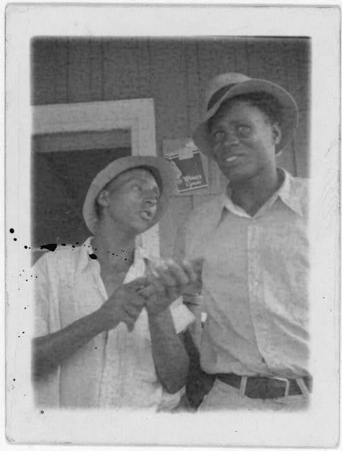 Ernest and Paul, Jennings, Louisiana