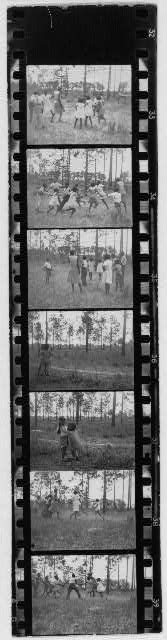 [Children playing outdoors, Eatonville, Florida]