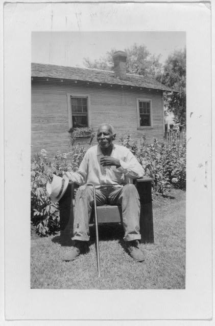 William Green, ex-slave, San Antonio
