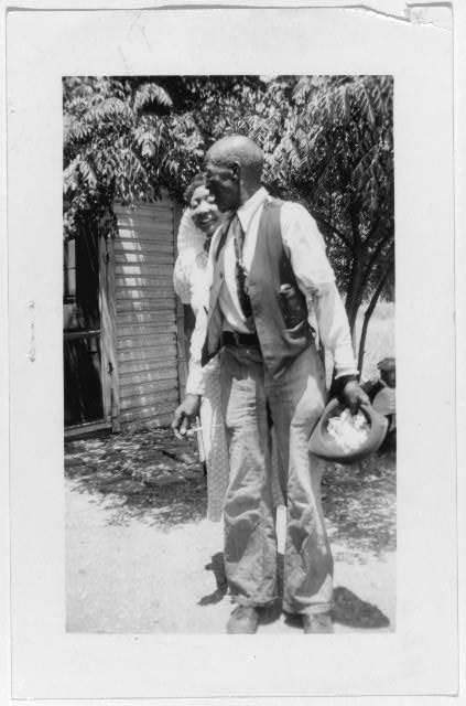 Fred Brown, ex-slave, Ft. Worth
