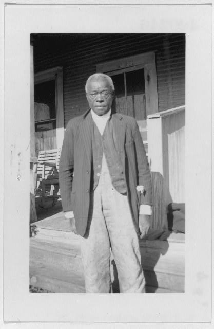 William Moore, ex-slave, Dallas