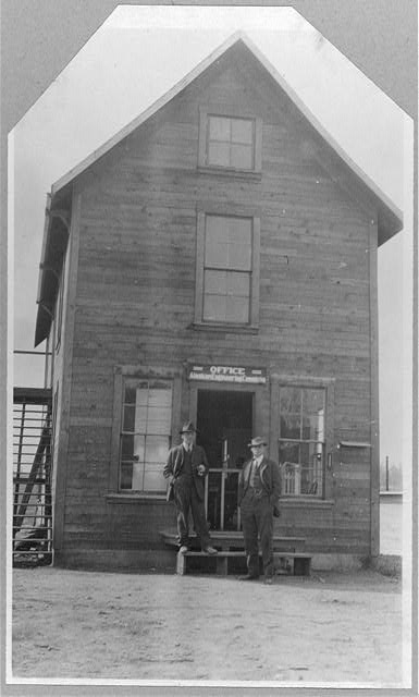 Office of Alaskan Engineering Commission