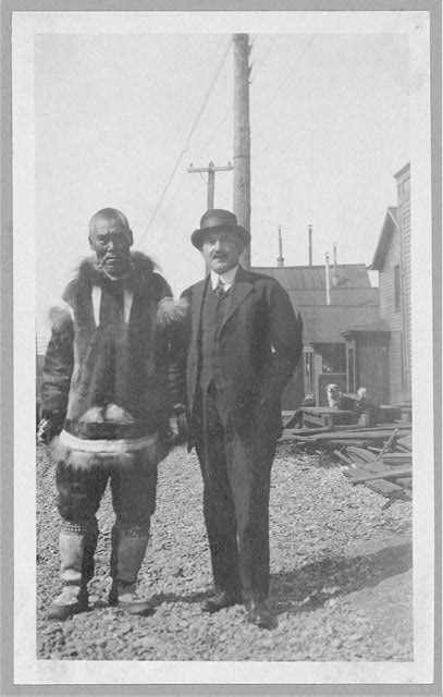 The King of the Diomede Islands and Louis Levy
