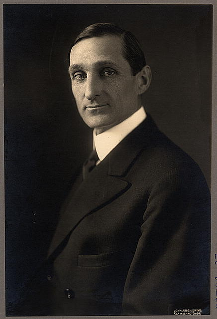 [William G. McAdoo, half-length portrait, facing slightly left]