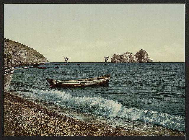 [Gursuff, (i.e., Gurzuf), the Crimea, Russia, (i.e., Ukraine)]