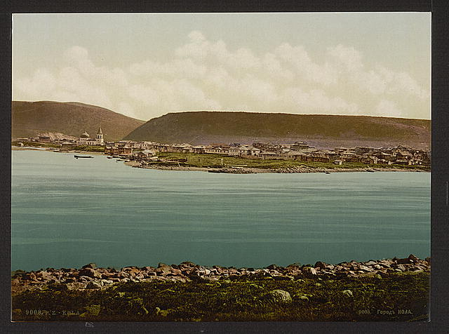 [General view, Kola, Kola Peninsula, Russia]