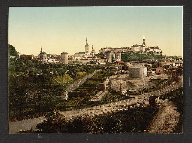 [General view, Reval, Russia]
