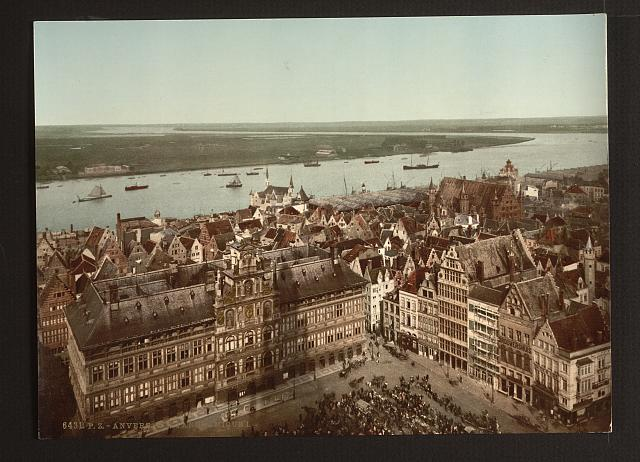 [General view, I, Antwerp, Belgium]
