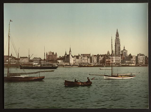 [General view, II, Antwerp, Belgium]