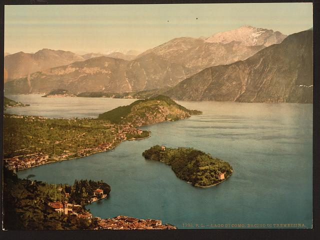 [Tremezzina Bay, Lake Como, Italy]