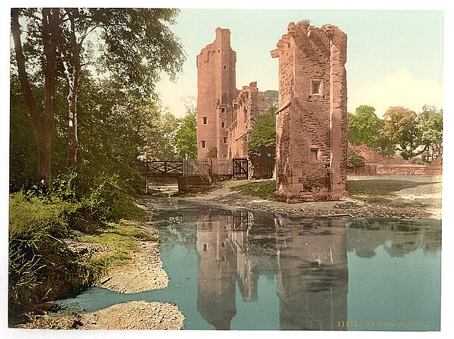 [Caister Castle, Caister, [i.e., Caister-on-Sea], England]