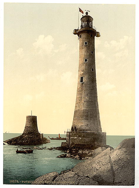 [Eddystone Lighthouse, Plymouth, England]