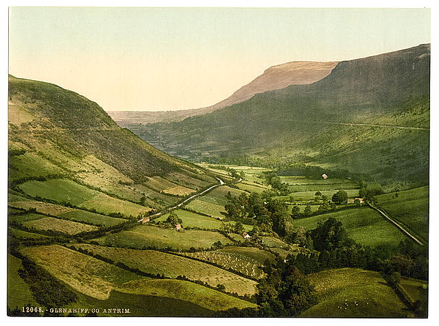[Glenariff. County Antrim, Ireland]