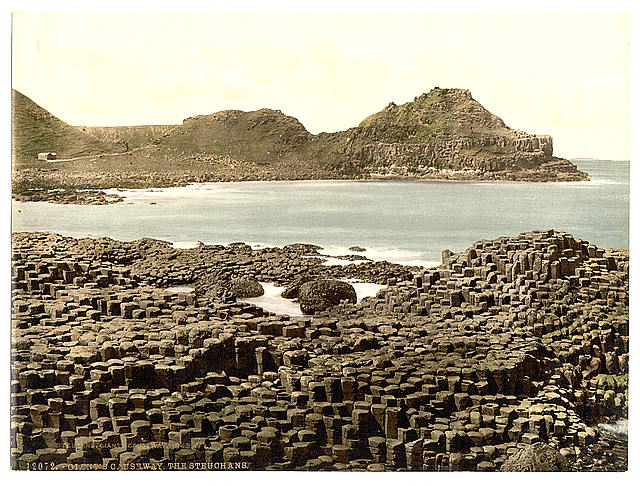 [The Steuchans. Giant's Causeway. County Antrim, Ireland]