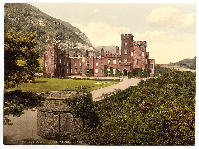 [Garron Tower Hotel. County Antrim, Ireland]