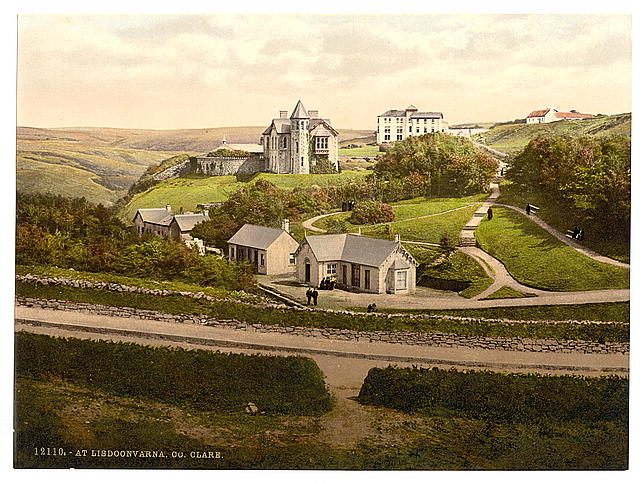 [Lisdoonvarna. County Claire (i.e. Clare), Ireland]