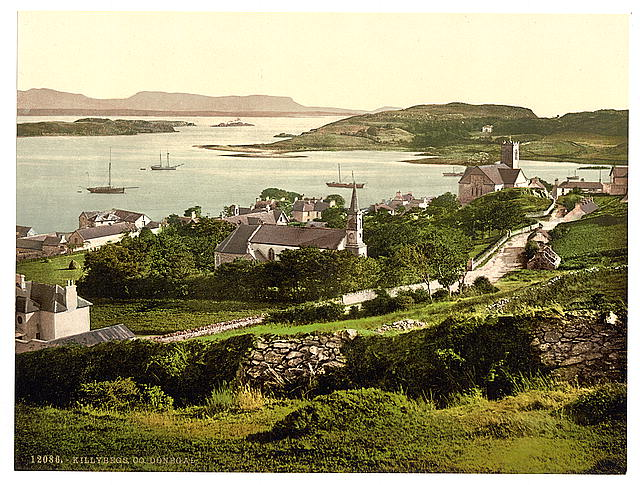 [Killybegs. County Donegal, Ireland]