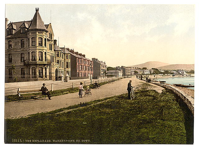 [The Esplanade, Warrenpoint. County Down, Ireland]
