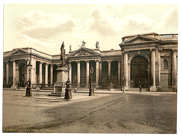 [Bank of Ireland, Dublin. County Dublin, Ireland]