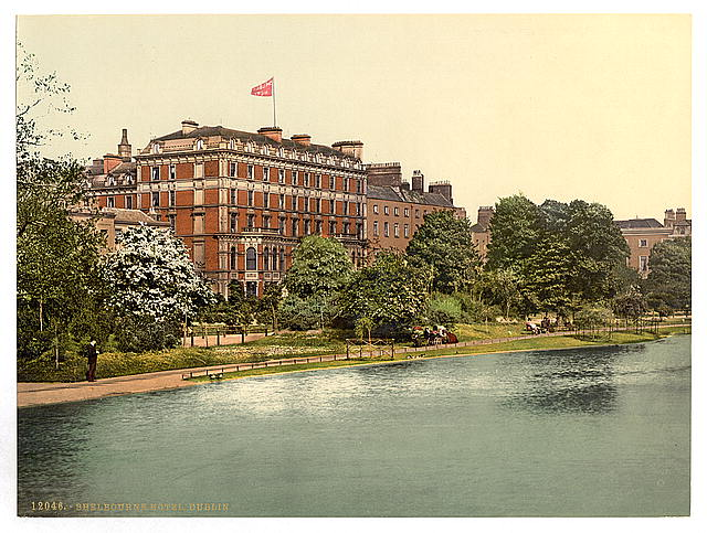 [Shelbourne Hotel, Dublin. County Dublin, Ireland]