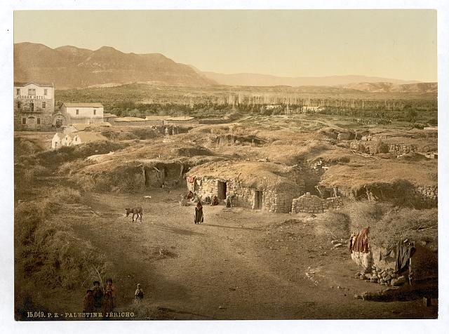 [General view, Jericho, Holy Land, (i.e. West Bank)]