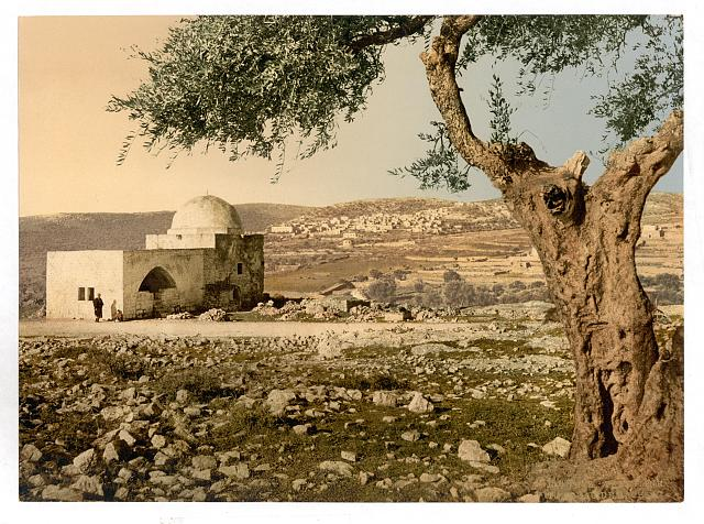 [Tomb of Rachel, Jerusalem, Holy Land]