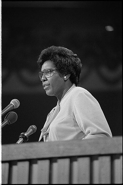 [Keynote address by Representative Barbara Jordan, Democratic National Convention, July 12, 1976]