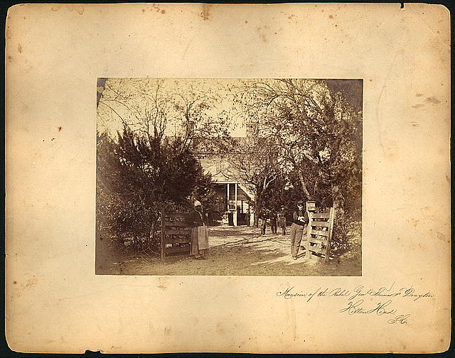 Mansion of the rebel Genl. Thomas F. Drayton, Hilton Head, S.C.