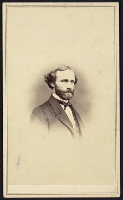 [Henry L. Dawes, head-and-shoulders portrait, facing right]