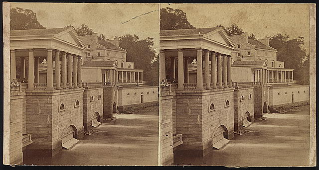 [Buildings at the Fairmount Water Works, Philadelphia, PA.],
