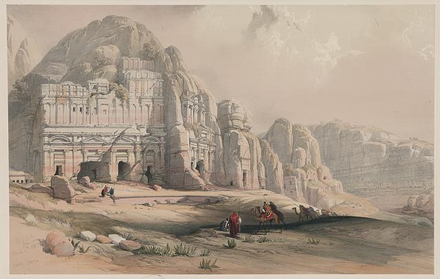 Petra March 8th 1839