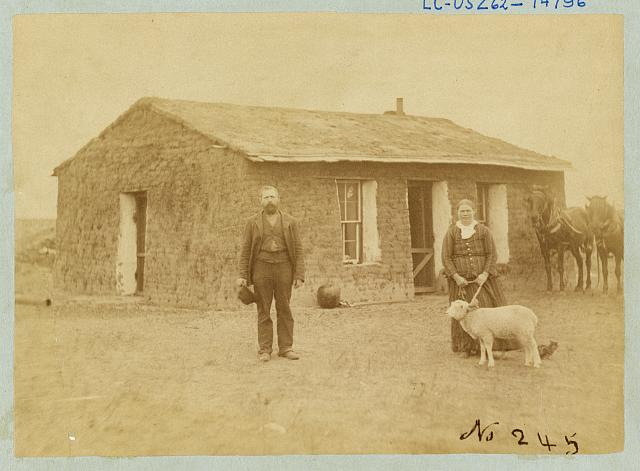 [William Couhig, Dale (Dale Valley), Custer County, Nebraska]