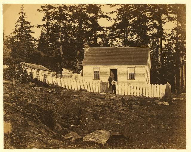 Bartlemy's house, Esquimalt Harbor